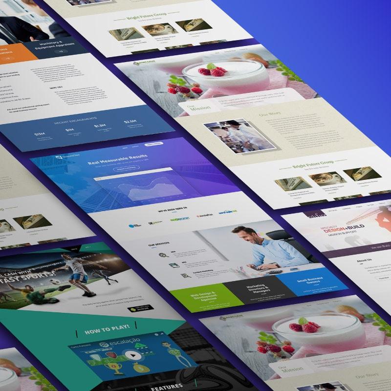 Création Site web vitrine à epernay